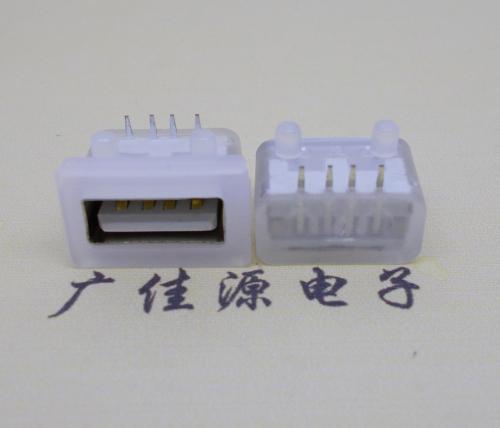 防水usb连接器