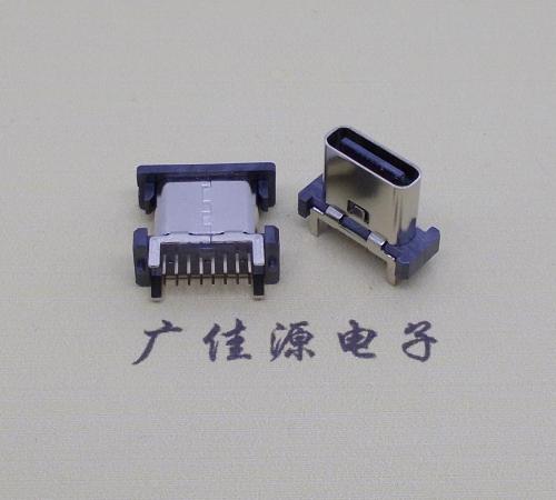 立式插type-c16p母座