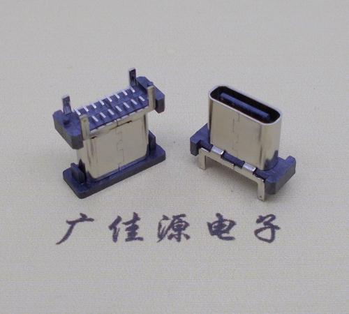立贴type-c16p母座